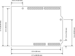 Arduino-Leonardo-R3-Board