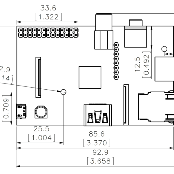 Raspberry Pi 2 Model B All images