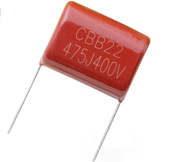 0.33uF/400V Polyester Film Capacitor sharvielectronics.com