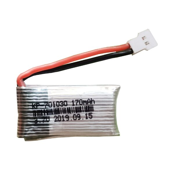 Lipo Rechargeable Battery-3.7V/170mAH- For RC Drone