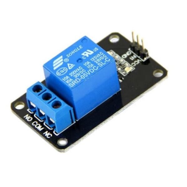 1-Channel-5V-Relay-Module-with-Optocoupler sharvielectronics.com