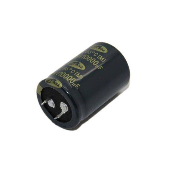 10000uF 100V Electrolytic Capacitor – Samwha
