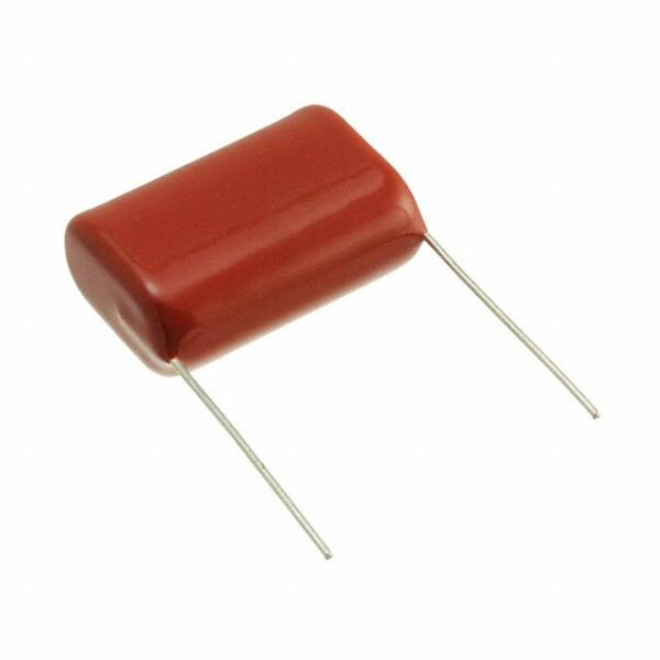 220nF/100V (0.22uF - 2A224J) - Polyester Film Capacitor Sharvielectronics.com