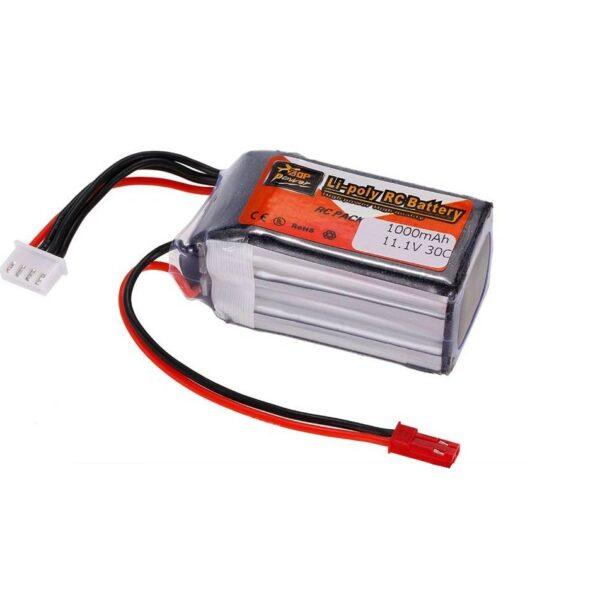 Lipo Rechargeable Battery-11.1V/1000mAH