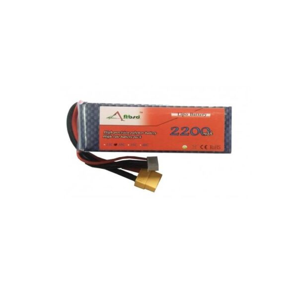 Lipo Rechargeable Battery-11.1V/2200mAH