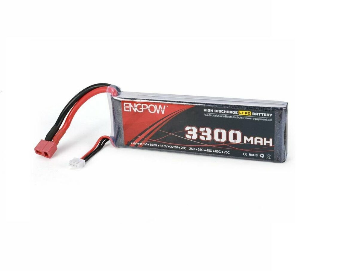 Sharvielectronics: Best Online Electronic Products Bangalore | 11.1V – 3300mAH – Lipo Rechargeable Battery 5 | Electronic store in bangalore