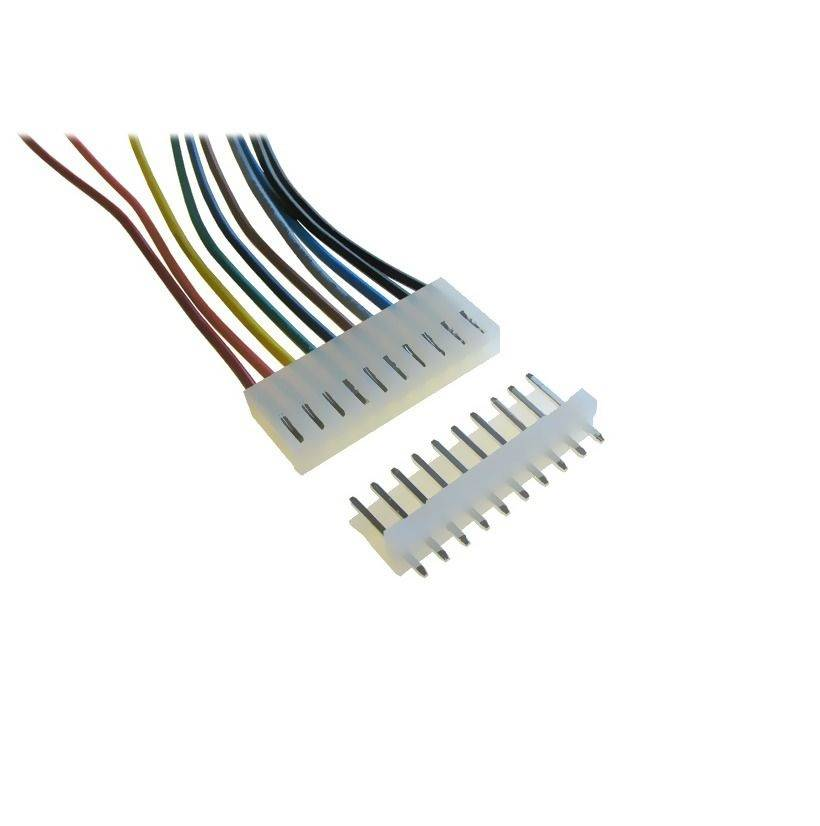 12 Pin RMC - Polarized Header Wire with Relimate Connector