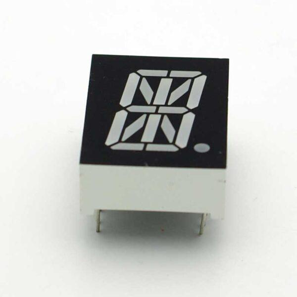17 Segment Alphanumeric Display-0.8 Inch