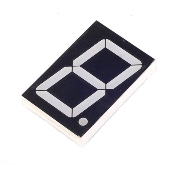 7 Segment Display-Common Anode-4 inch