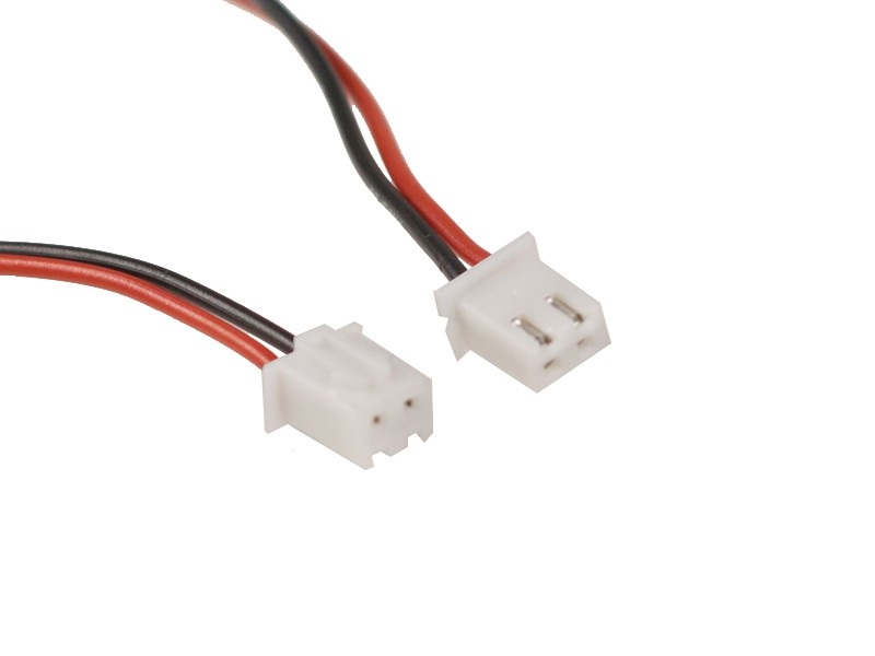 2 Pin Polarized Header Wire with Relimate Connector Sharvielectronics