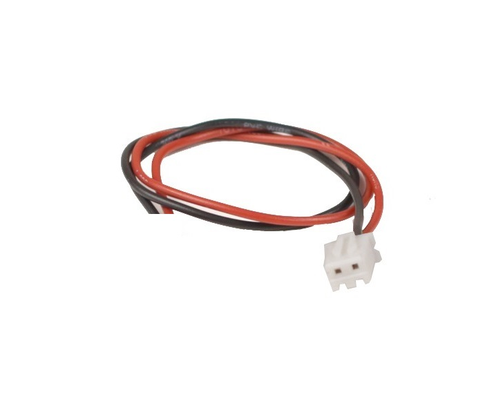 2 Pin JST-XH Female Polarized Header Wire