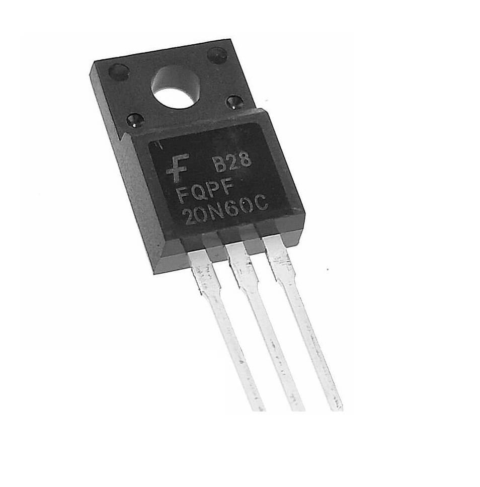 20N60 MOSFET sharvielectronics.com