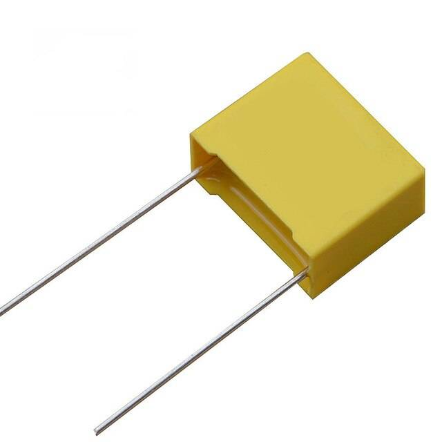 470nF/100V (0.47uF) - Polyester Box Capacitor sharvielectronics.com