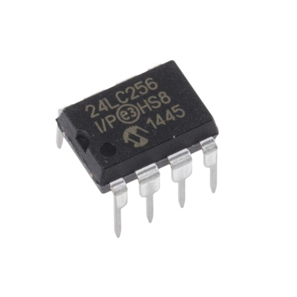 24LC256 IC - 256K bit Serial I2C Bus EEPROM IC Sharvielectronics