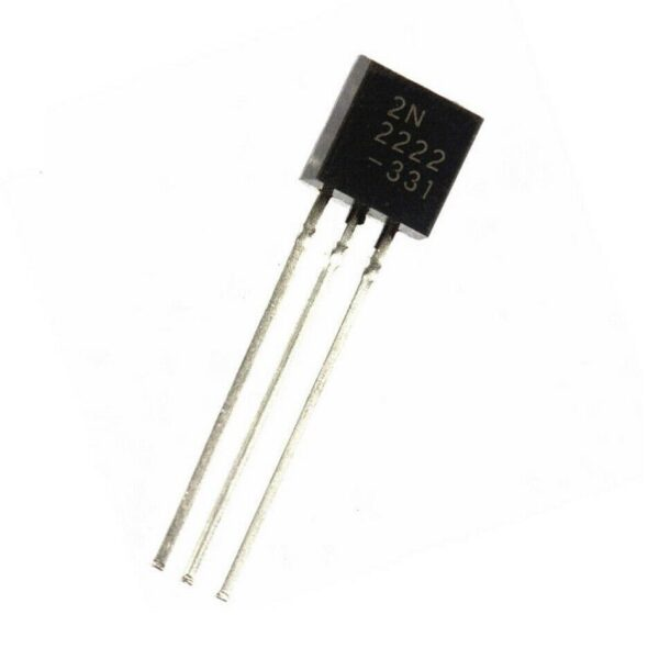 2N2222A Transistor - Pack of 3 sharvielectronics.com