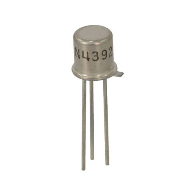 2N4392 N-Channel JFET 40V 75mA Package-TO-18 Sharvieletromics