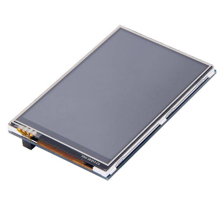 3.5 inch TFT LCD Touch Display for Raspberry Pi
