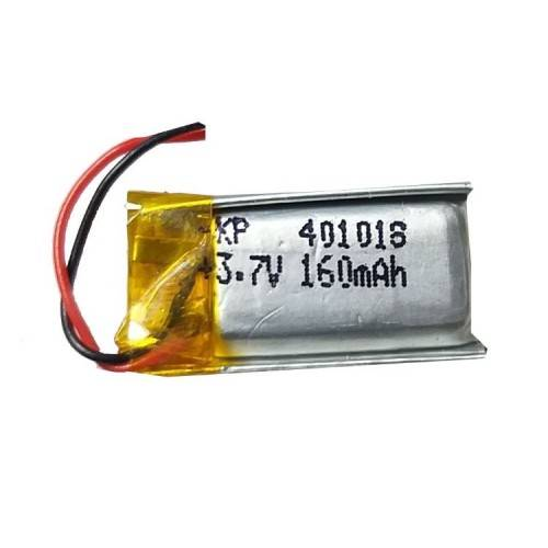 Lipo Rechargeable Battery-3.7V/160mAH-KP-401018 Model