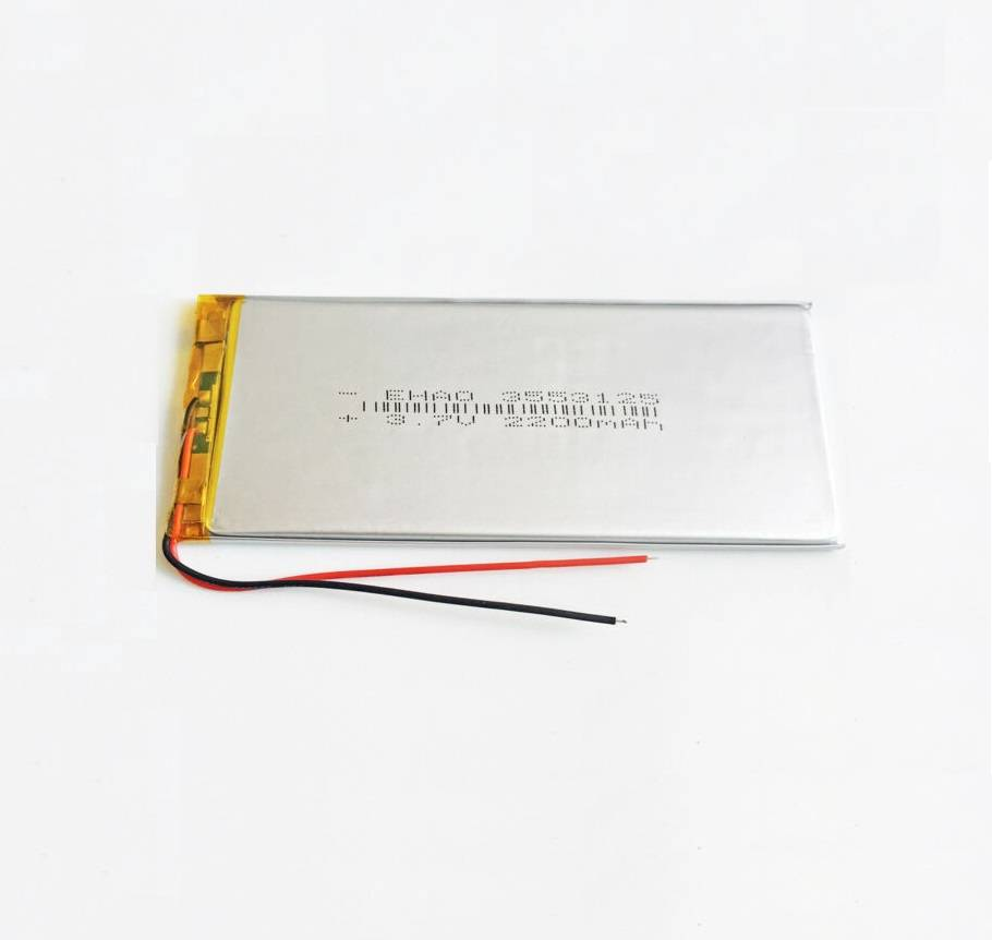 Lipo Rechargeable Battery-3.7V 2200mAH