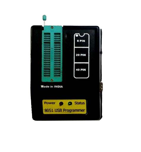 8051 USB Programmer with USB Cable