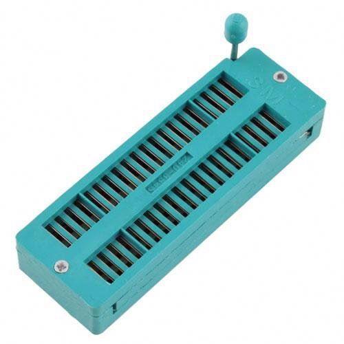 40 Pin ZIF socket sharvielectronics.com