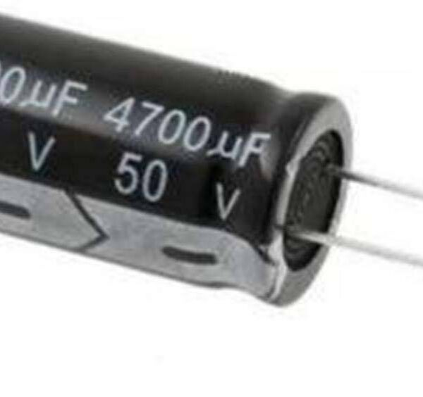 4700uF/50V Electrolytic Capacitor sharvielectronics.com