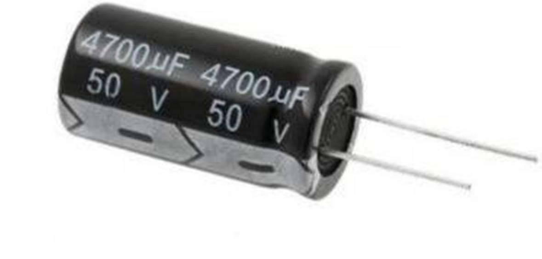 4700uF/50V Electrolytic Capacitor sharvielectronics.com