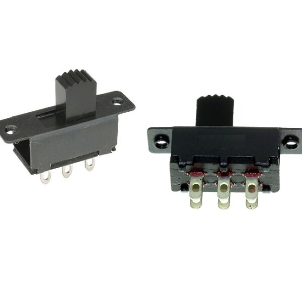 6 Pin DPDT Slide Switch Sharvielectronics