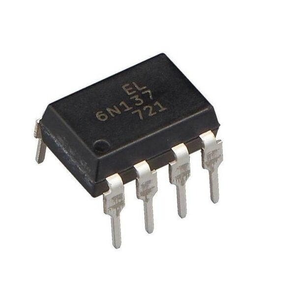 6N137-High Speed Optocoupler