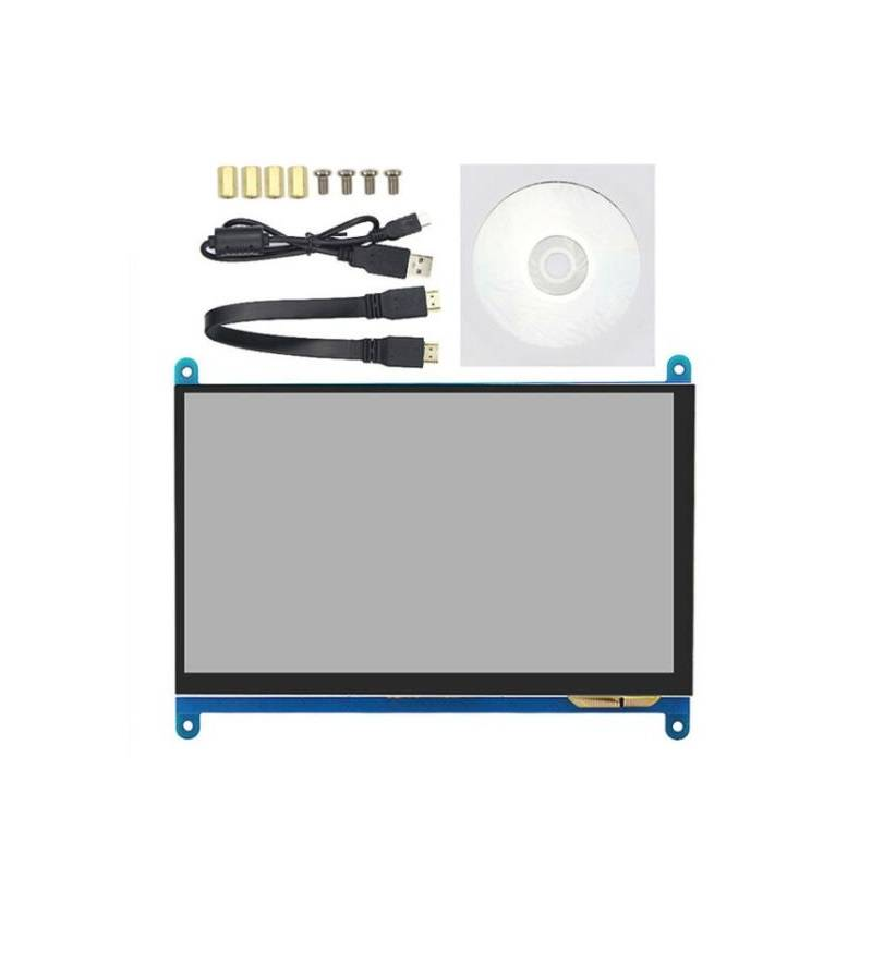 Sharvielectronics: Best Online Electronic Products Bangalore   7 inch LCD Capacitive Touch Screen Display 2   Electronic store in bangalore