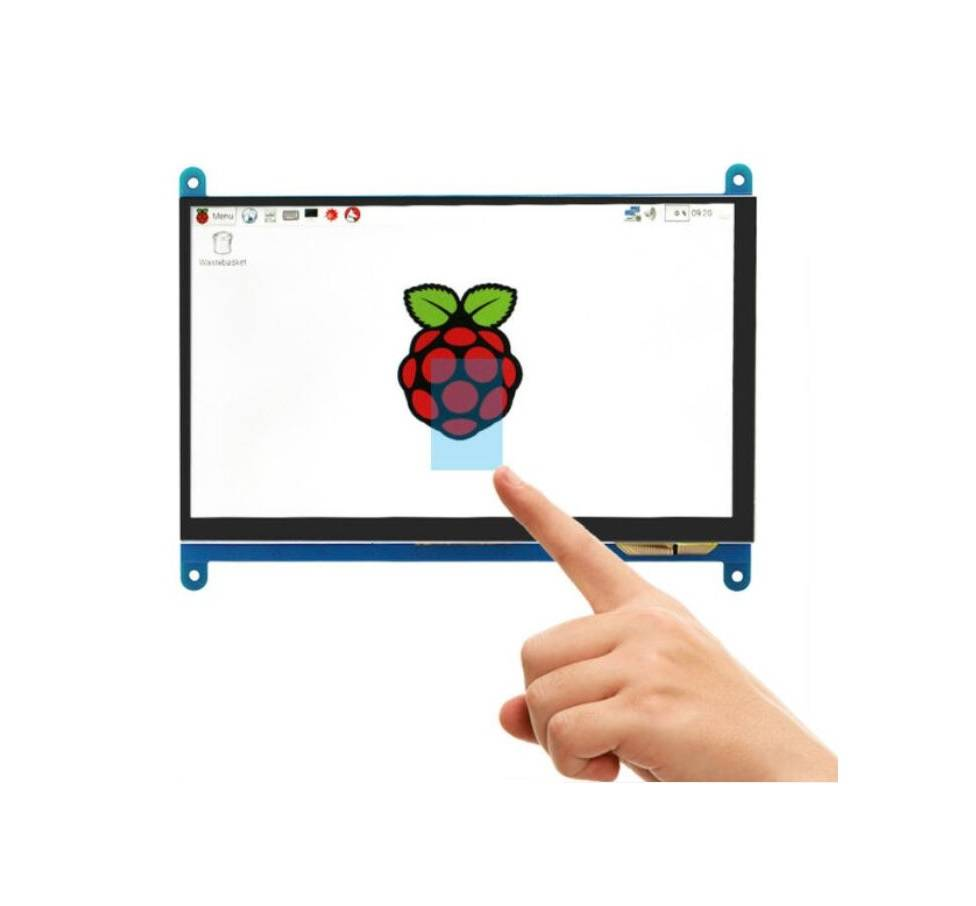 Sharvielectronics: Best Online Electronic Products Bangalore   7 inch LCD Capacitive Touch Screen Display 4   Electronic store in bangalore