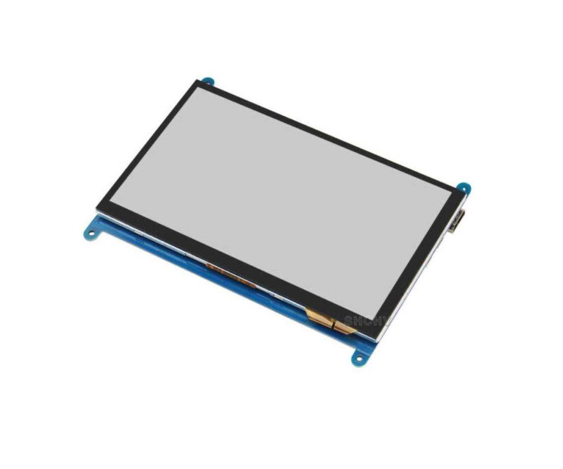 Sharvielectronics: Best Online Electronic Products Bangalore   7 inch LCD Capacitive Touch Screen Display 5   Electronic store in bangalore