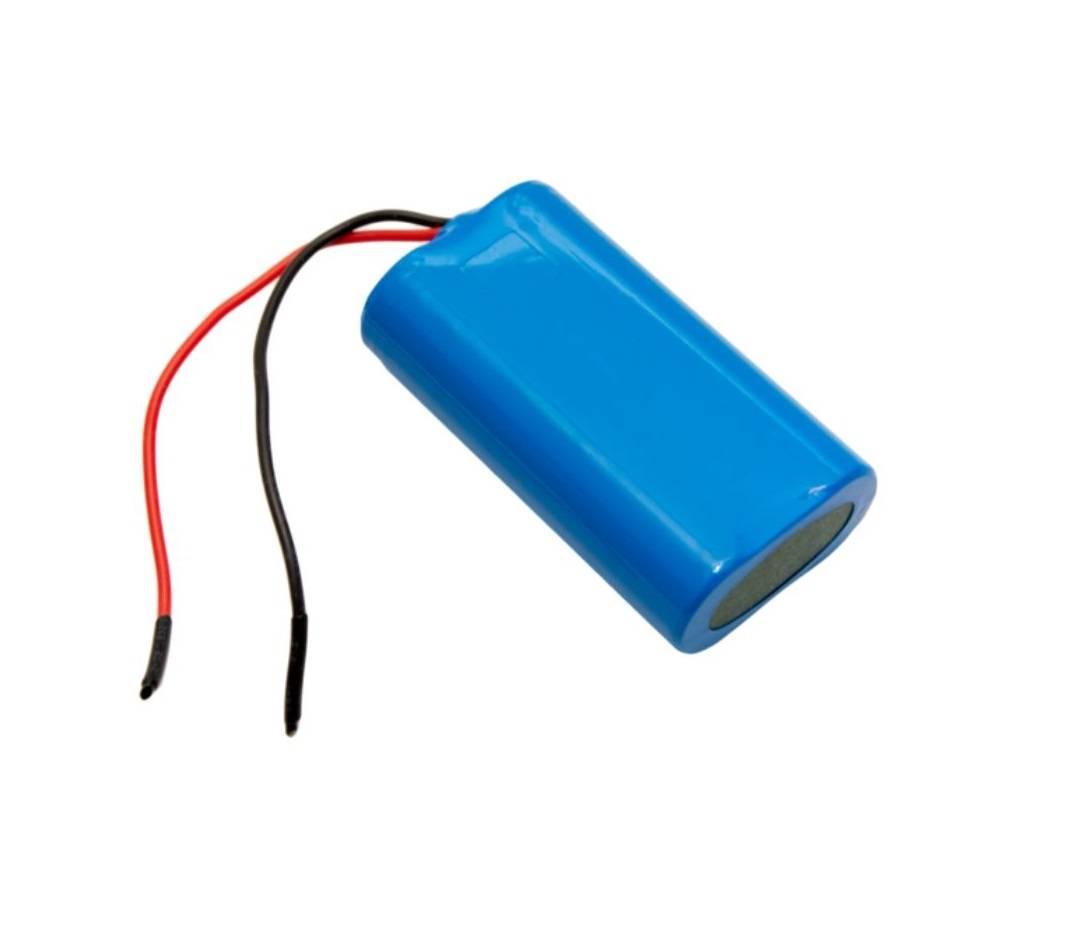 Sharvielectronics: Best Online Electronic Products Bangalore | 7.4V 2600mAH Li Po Battery 18650 Model 2 | Electronic store in bangalore