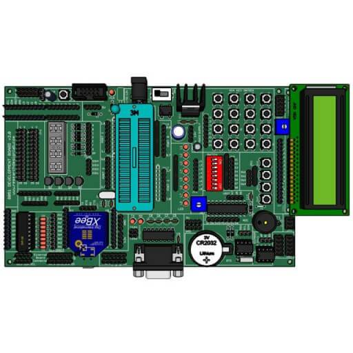 8051 Development Board