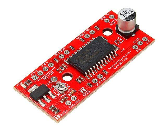 Sharvielectronics: Best Online Electronic Products Bangalore   A3967 Stepper Motor Driver Module2   Electronic store in bangalore