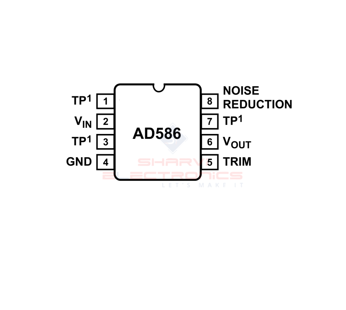 AD586-IC-High-Precision-5V-Reference-IC