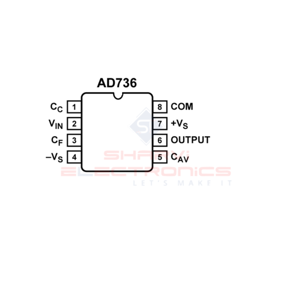 AD736-IC-True-RMS-to-DC-Converter-IC
