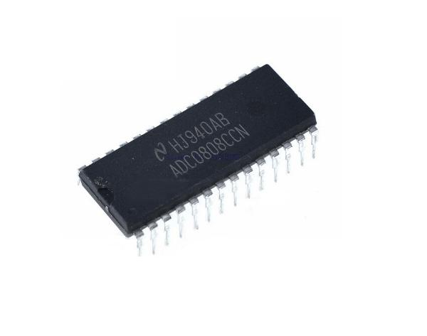 ADC0808 IC - 8-Bit ADC Converters IC sharvielectronics.com