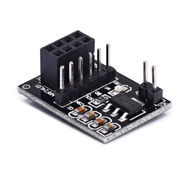 Adapter Board for NRF24L01 Wireless Module sharvielectronics.com
