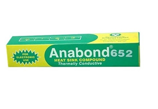 Anabond 652- Heat Sink Compound -100gm