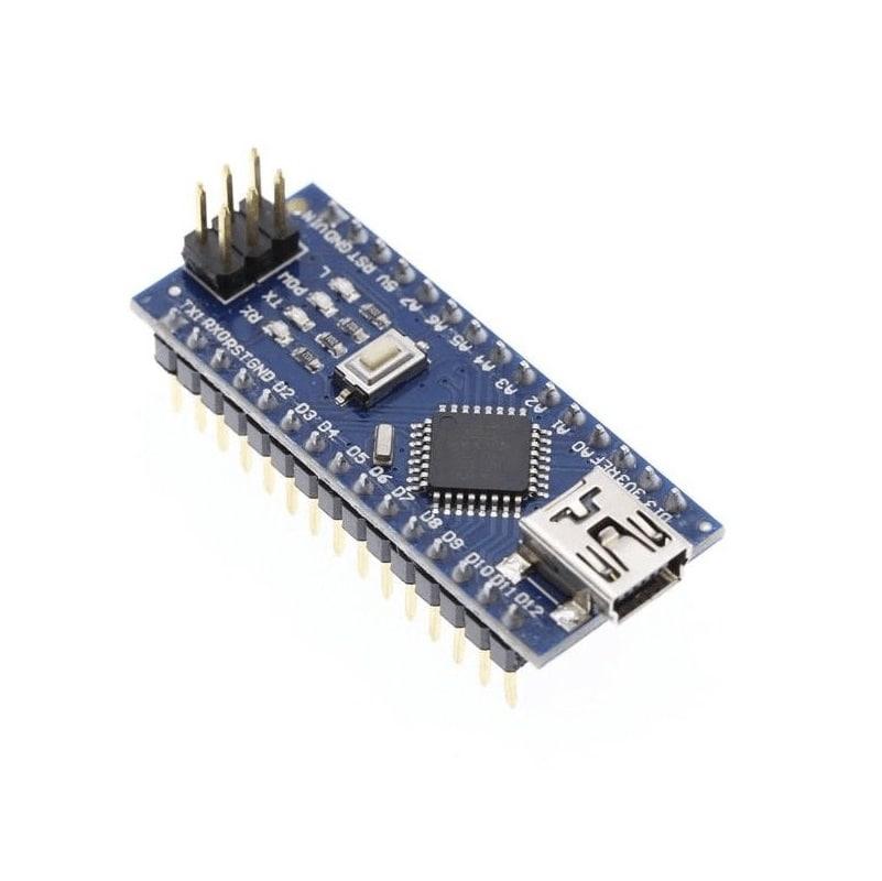Arduino Nano V3.0 Development Board Clone Compatible Model – CH340G