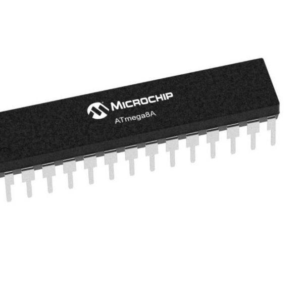 Atmega8A Microcontroller