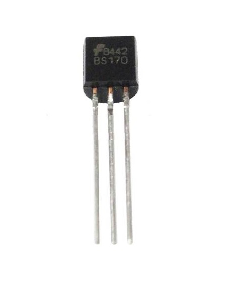 Sharvielectronics: Best Online Electronic Products Bangalore | BS170 N Channel MOSFET Sharvielectronics | Electronic store in bangalore
