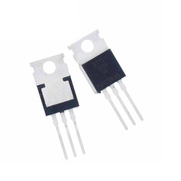 BT137-600V/8 Amp TRIAC