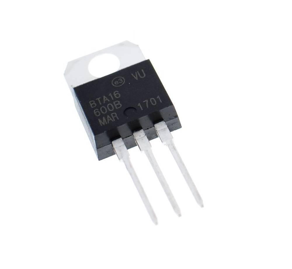 BTA16 - 600 V / 16 Amp TRIAC