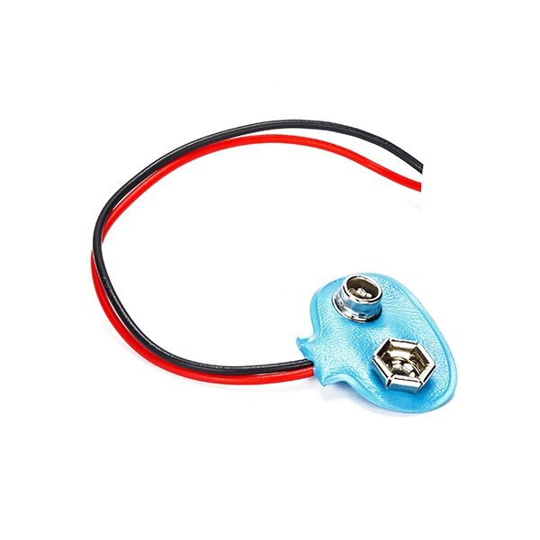 Battery Snap Connector For 9V Battery Sharvielectronics