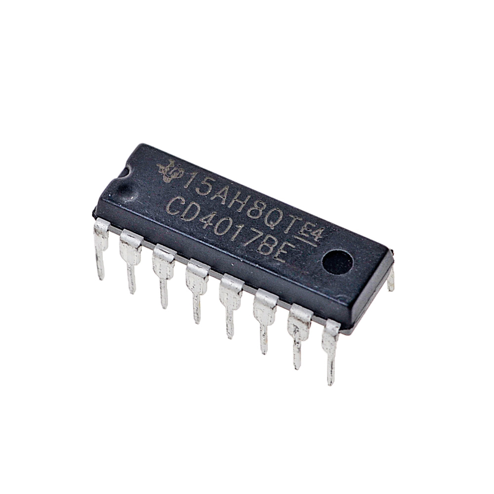 Sharvielectronics: Best Online Electronic Products Bangalore | CD4017 IC Decade Counter | Electronic store in bangalore