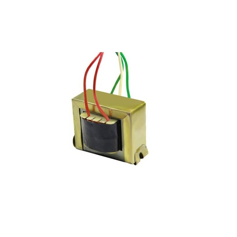 12-0-12V/500mA Step Down Center-Tapped Transformer