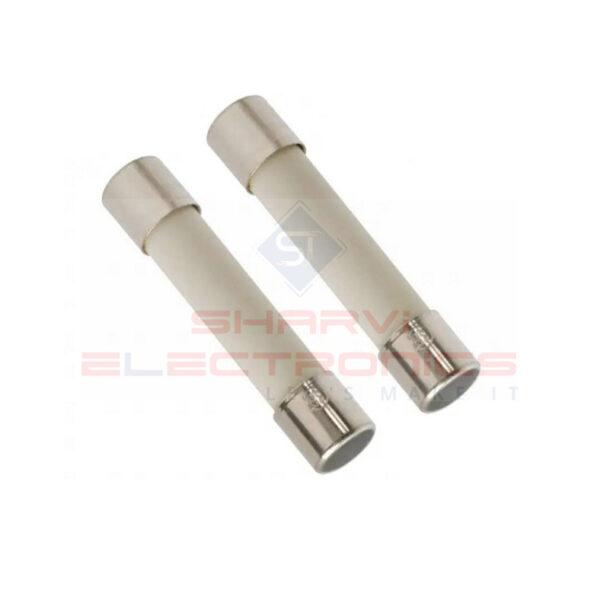 Ceramic Fuse - 250V/15 Amp - 6x32mm - Pack of 2