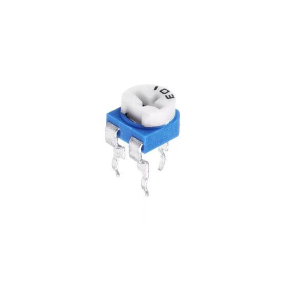 100K ohm Variable Resistor Cermet Preset-2 pieces pack